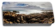 Seascape In Harmony Portable Battery Charger
