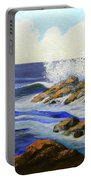 Seascape Study 2 Portable Battery Charger