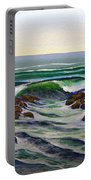 Seascape Study 6 Portable Battery Charger