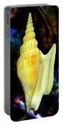 Seashell Strombus Listeri Portable Battery Charger