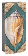 Seashells-jp3620 Portable Battery Charger