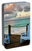 Seaside In Antigua Portable Battery Charger