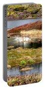 Seaside Marsh Portable Battery Charger