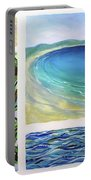 Seaside Memories Portable Battery Charger