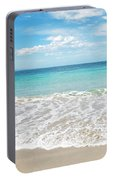 Seaside Serenity Portable Battery Charger