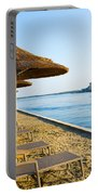 Seaside Time Portable Battery Charger