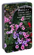 Seasons Eccl 3.1 Portable Battery Charger