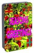 Seasons Greetings 10 Portable Battery Charger