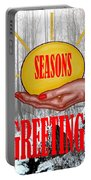 Seasons Greetings 31 Portable Battery Charger
