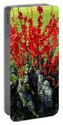 Seasons Greetings Portable Battery Charger