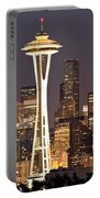 Seattle Full Moon Portable Battery Charger