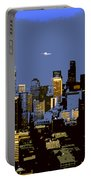 Seattle City Portable Battery Charger