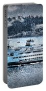 Seattle Ferry Portable Battery Charger