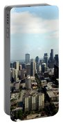 Seattle From Above Portable Battery Charger