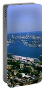 Seattle From Space Needle Portable Battery Charger