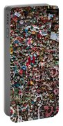 Seattle Gum Wall Portable Battery Charger