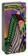 Seattle In Daliland Portable Battery Charger