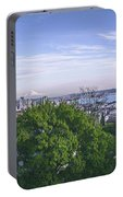 Seattle Panorama Portable Battery Charger