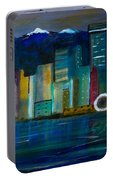 Seattle Skyiline Portable Battery Charger