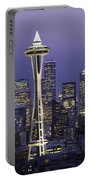Seattle Space Needle 0200 Portable Battery Charger