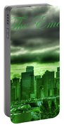 Seattle Washington - The Emerald City Portable Battery Charger