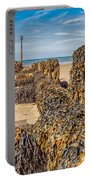 Seaweed Covered Portable Battery Charger