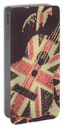 Second British Invasion Portable Battery Charger
