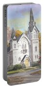 Second Congregational Church Portable Battery Charger