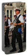 Second Line Wedding On Bourbon Street New Orleans Portable Battery Charger
