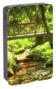 Secret Garden Bridge Portable Battery Charger