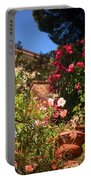 Secret Garden Portable Battery Charger