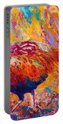 Secrets In The Grass - Pheasant Portable Battery Charger