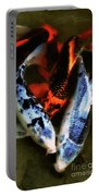 Secrets Of The Wild Koi 10 Portable Battery Charger