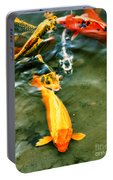 Secrets Of The Wild Koi 11 Portable Battery Charger