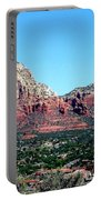 Sedona Arizona City Scape Portable Battery Charger