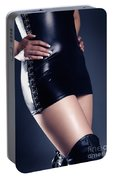 Seductive Woman Portable Battery Charger