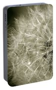 Seedy Dandelion Portable Battery Charger