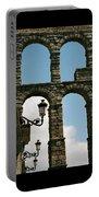 Segovia Aqueduct Portable Battery Charger