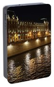 Seine - Notre Dame Portable Battery Charger