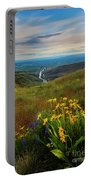 Selah Spring Sunset Portable Battery Charger