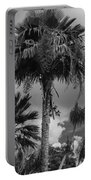 Selby Garden Palms Portable Battery Charger