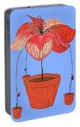 Self-seeding Pot Plants Portable Battery Charger