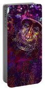Selfie Monkey Self Portrait  Portable Battery Charger