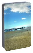 Selfy On The Beach Portable Battery Charger