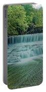 Seneca Mills Waterfall Portable Battery Charger