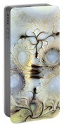 Sensorial Paroxysm Portable Battery Charger by Casey Kotas