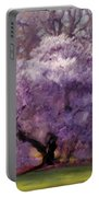 Sensual Secrets Where Passion Blooms Portable Battery Charger