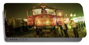 Sentinel Steam Bus By Night  Portable Battery Charger