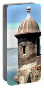 Sentry Box In El Morro Portable Battery Charger