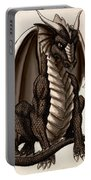 Sepia Dragon Portable Battery Charger